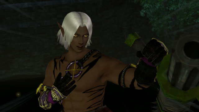 Dark Elf (Male) Screenshot 6