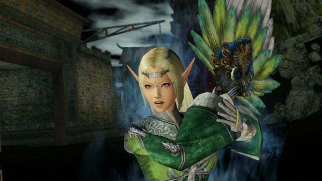 High Elf (Female) Screenshot 6