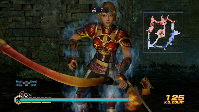 Su Xiao-Lin (Dynasty Warriors) Screenshot 6