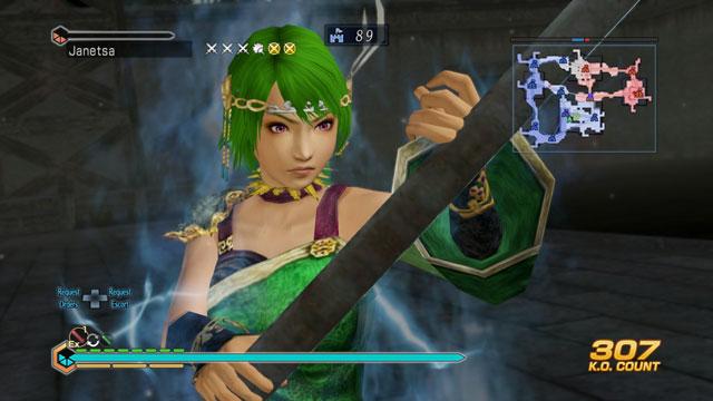 Su Xiao-Lin (Soulcalibur) Screenshot 6
