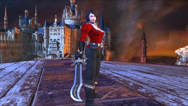 Ada Wong Screenshot 1
