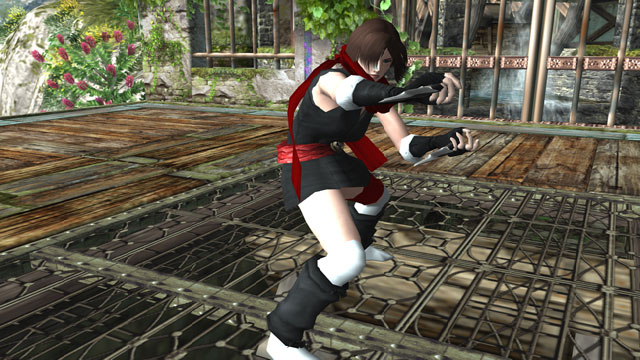 Kurenai Aria Screenshot 1