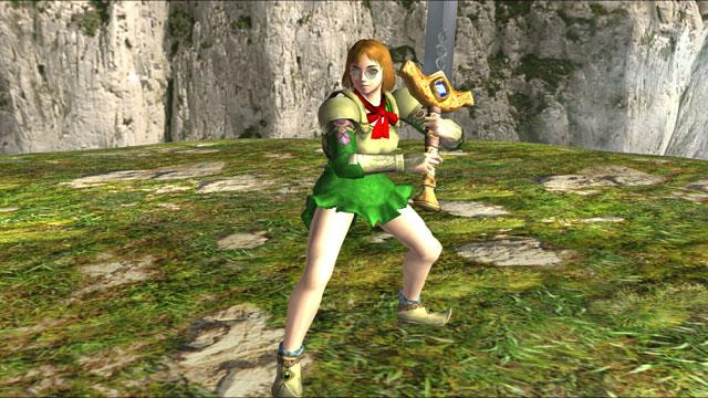 Fuu Hououji Screenshot 1