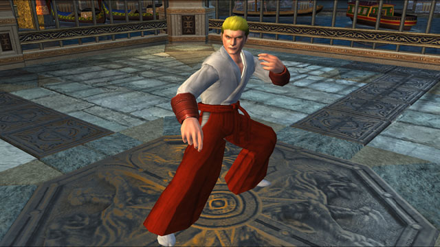 Geese Howard Screenshot 1