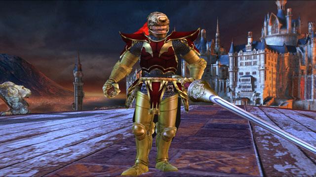 Gilgamesh Trauss Screenshot 1