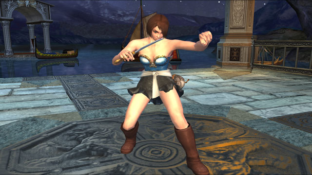 Jill Valentine Screenshot 1