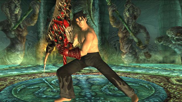 Jin Kazama Screenshot 1