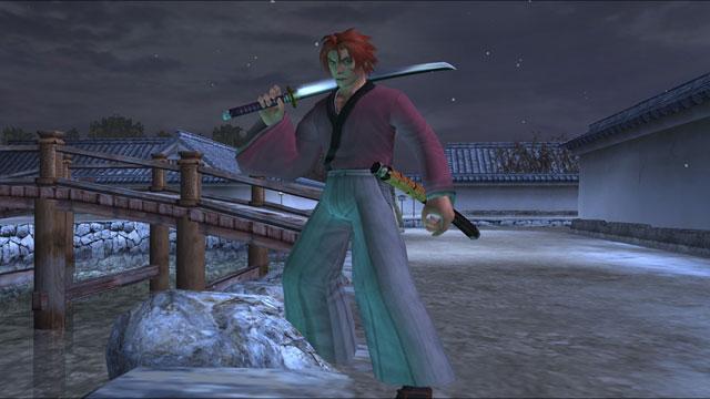 Kenshin Himura Screenshot 1