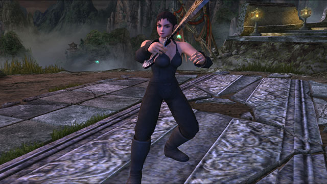 Kitana Screenshot 1