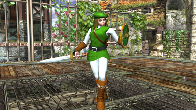 Link (Female) Screenshot 1