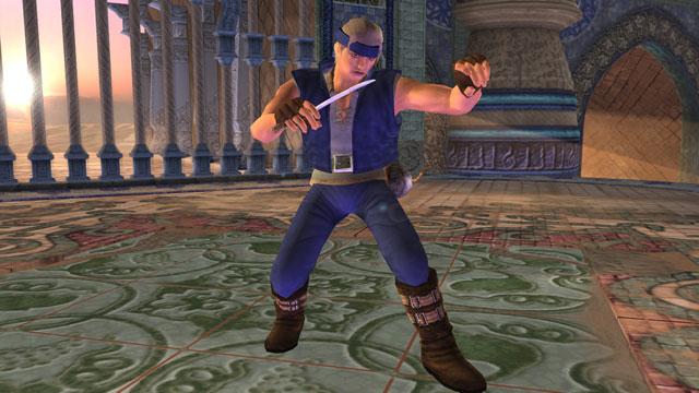 Locke Cole Screenshot 1