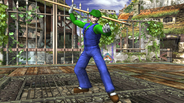 Luigi Screenshot 1