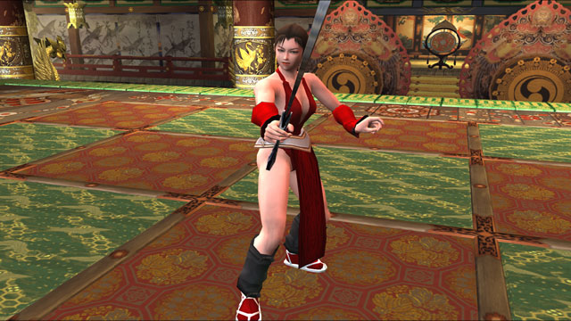 Mai Shiranui Screenshot 1