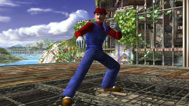 Mario Screenshot 1