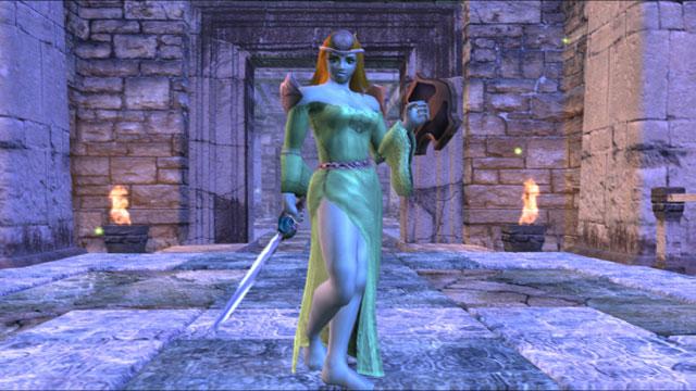 Mystical Elf Screenshot 1