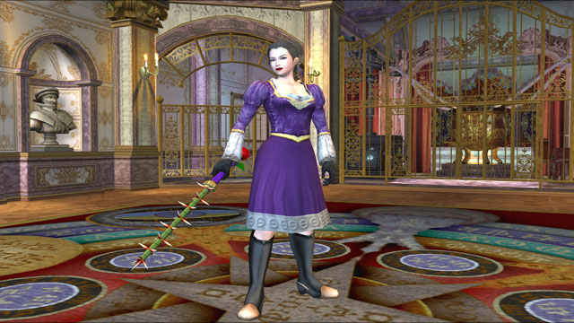 Queen Rafflesia Alraune Screenshot 1