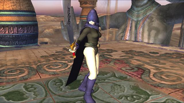 Raven (Rachel Roth) Screenshot 1