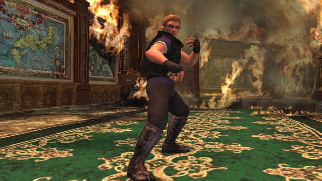 Albert Wesker Screenshot 1