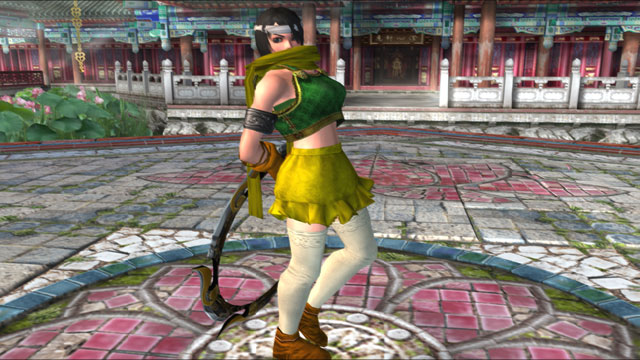Yuffie Kisaragi Screenshot 1