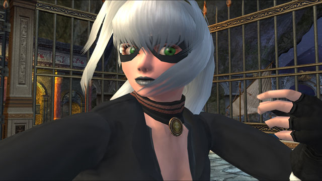 Black Cat Screenshot 2