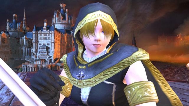 Blanche d'Auvergne Screenshot 2