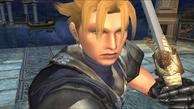 Cloud Strife Screenshot 2