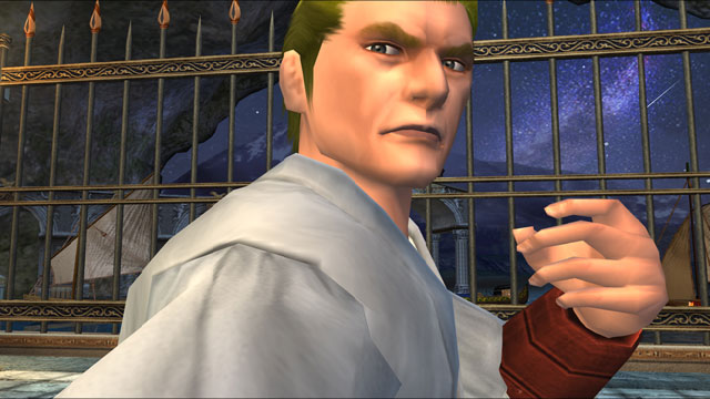 Geese Howard Screenshot 2