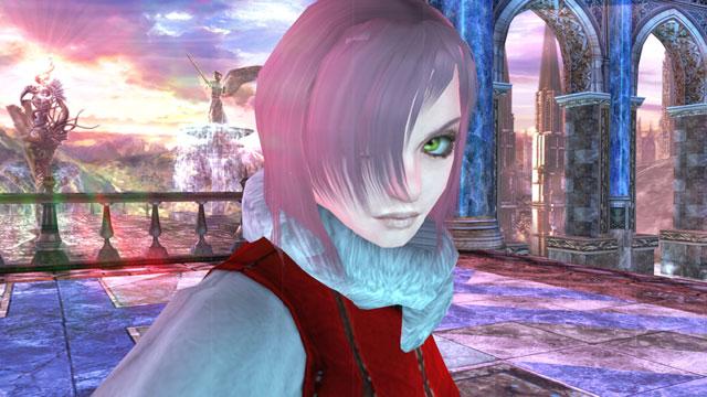 Haruko Haruhara Screenshot 2