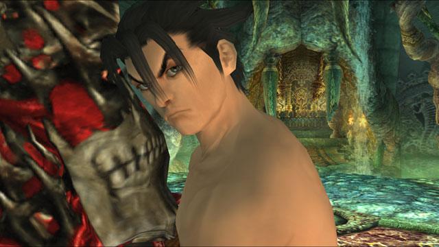 Jin Kazama Screenshot 2