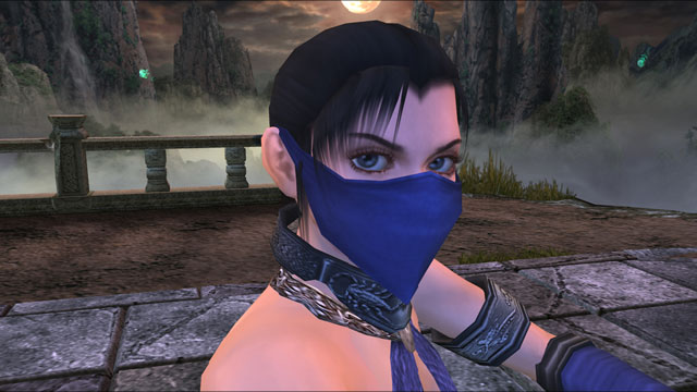Kitana Screenshot 2