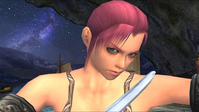 Leona Heidern Screenshot 2
