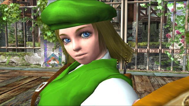Link (Female) Screenshot 2