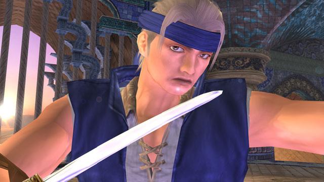 Locke Cole Screenshot 2