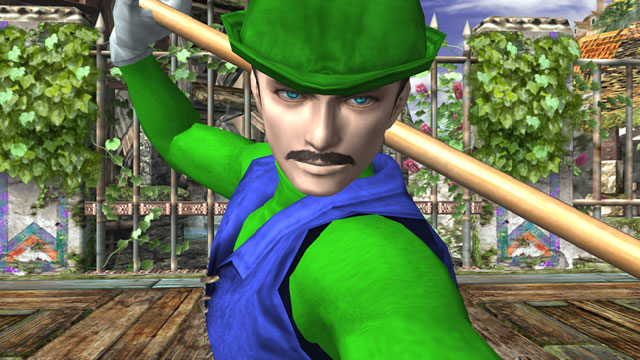 Luigi Screenshot 2