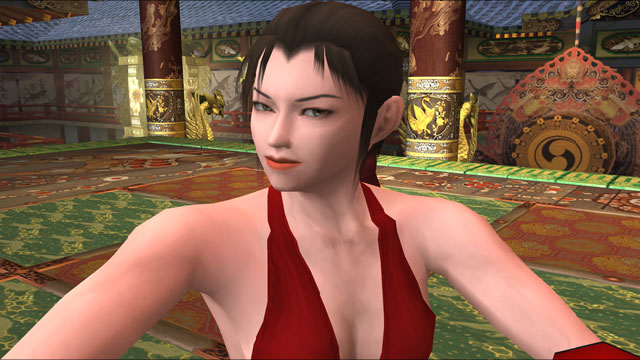 Mai Shiranui Screenshot 2