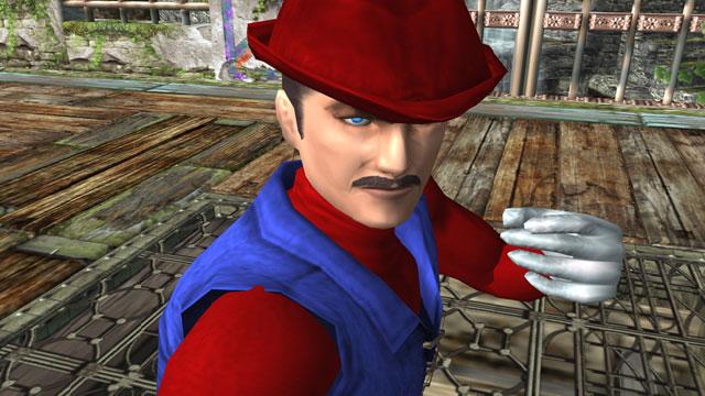 Mario Screenshot 2