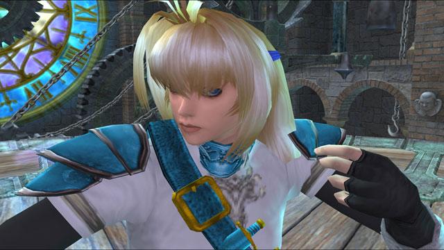 Millia Rage Screenshot 2