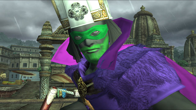 Mojo Jojo Screenshot 2