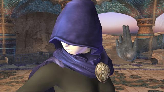 Raven (Rachel Roth) Screenshot 2