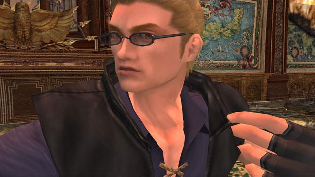 Albert Wesker Screenshot 2