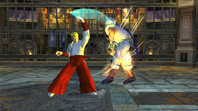 Geese Howard Screenshot 3