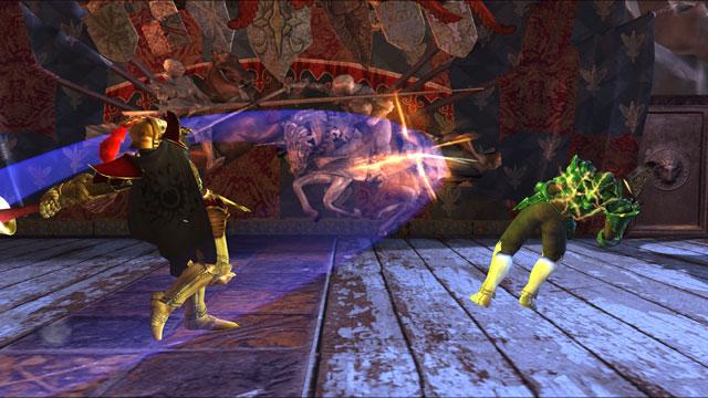 Gilgamesh Trauss Screenshot 3