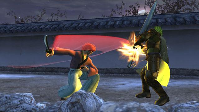 Kenshin Himura Screenshot 3