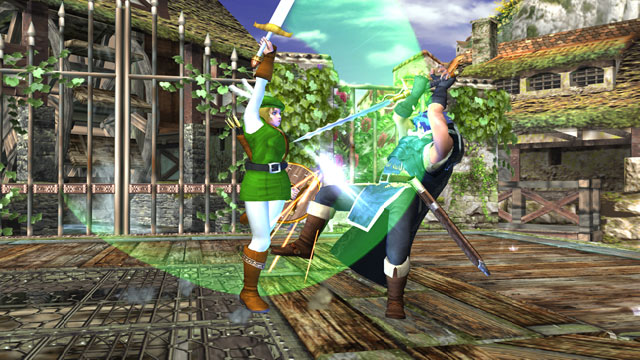 Link (Female) Screenshot 3