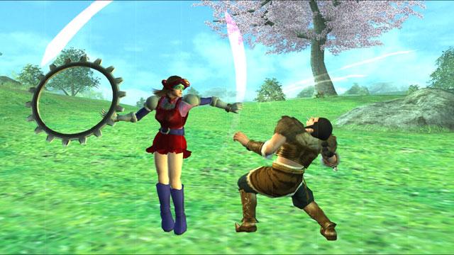 Wonder Momo Screenshot 3