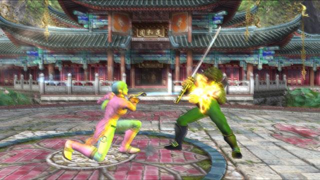 Xi-li Rin Screenshot 3
