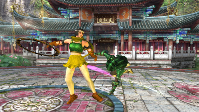Yuffie Kisaragi Screenshot 3