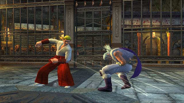 Geese Howard Screenshot 4