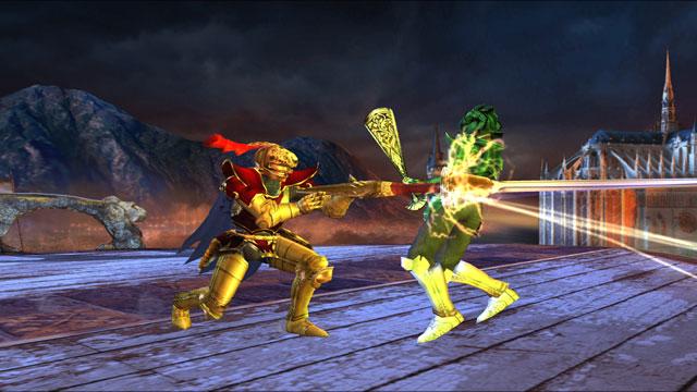 Gilgamesh Trauss Screenshot 4