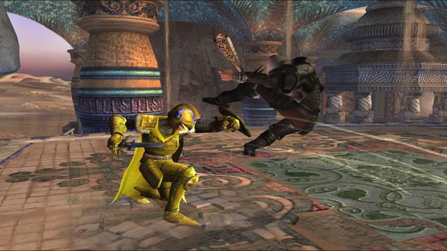 Gilgamesh Screenshot 4